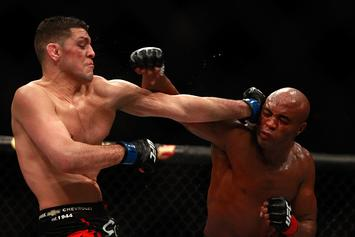 Nick Diaz Done Fighting In UFC: 'Unless They Make Offer I Couldn't Refuse'