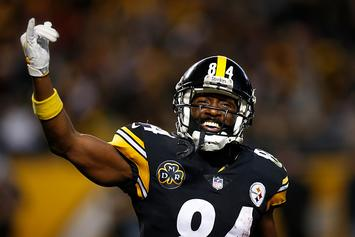 Antonio Brown Demands Guaranteed Money, Announces New Nickname