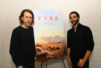 """""""FYRE"""" Star Andy King Didn't Want His Oral Sex Story Told Originally"""