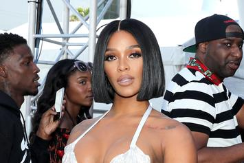 Joseline Hernandez Clap Backs At Criticism Over Outfit She Wore To Daughter's School