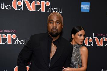 Kanye West Dyes His Hair Every Single Color Of The Rainbow