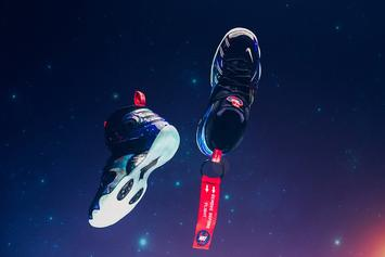 "Nike Zoom Rookie ""Galaxy"" Returns Tomorrow: Official Images"