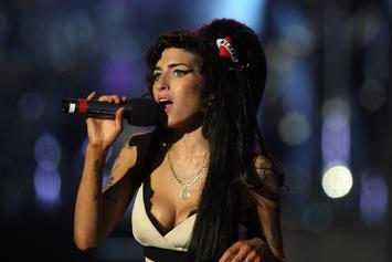"Amy Winehouse Hologram Tour Cancelled Due To ""Unique Challenges & Sensitives"""