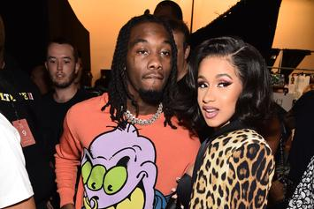 Cardi B Shares Adorable Footage Of Baby Kulture