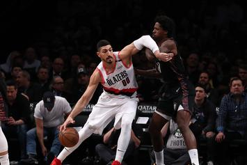 Enes Kanter Shades The Knicks With Hilarious Tweet