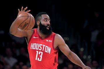James Harden Hit With $25K Fine For Criticizing Referee Scott Foster