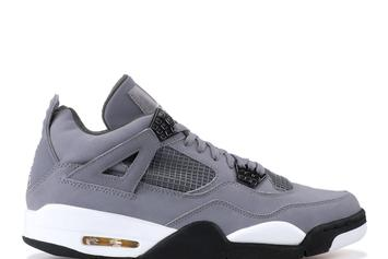 "Air Jordan 4 ""Cool Grey"" Returning This Year: Release Info"