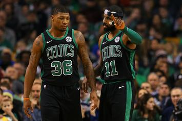 "Marcus Smart Says Celtics ""Just Not Together"" Following Blowout Loss"