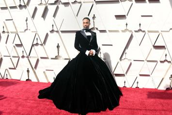 "Khia Wasn't Feeling Billy Porter's Oscars Tuxedo-Gown: ""Dress Like A Boy"""