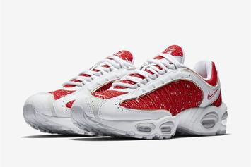 Supreme x Nike Air Max Tailwind IV Releasing In Two Colorways