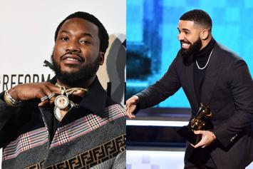 "Drake Claims Meek Mill Had ""The Best Comeback Of All Time"""
