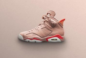 Aleali May x Air Jordan 6 March Release Date Confirmed