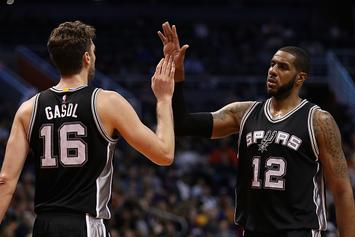 Pau Gasol, Spurs Agree To Buyout: Next Stop, Milwaukee Bucks