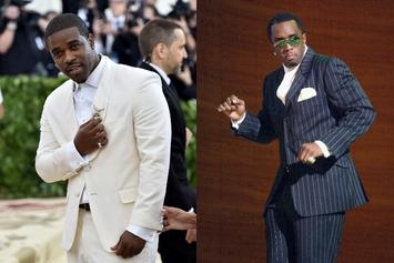 """A$AP Ferg Earns Bad Boy Chain From Diddy: """"Always Thought I Was The Baby In The Logo"""""""