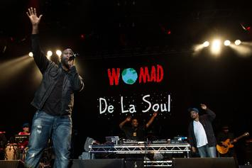 De La Soul's Catalog Kept From Streaming Services Amid Label Dispute