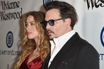 Johnny Depp Files Defamation Suit Against Amber Heard