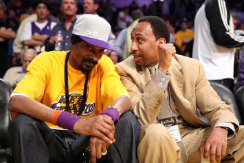 """Snoop Dogg Goes On Epic Lakers Rant: """"Ship All Them Ni***s Out"""""""