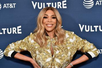 "Wendy Williams Addresses Cheating Scandal In TV Return: ""I'm A Hot Topic"""