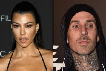 Kourtney Kardashian & Travis Barker Reportedly Dating