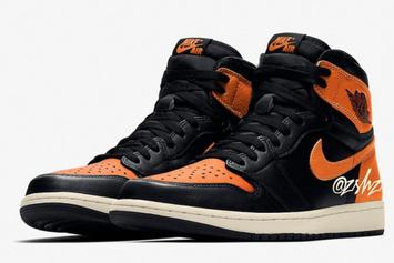 "Air Jordan 1 ""Shattered Backboard 3.0"" Release Details Announced"