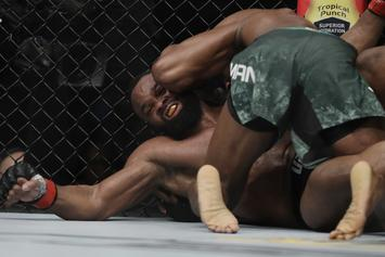 Tyron Woodley Is Confident He'll Get His Belt Back From Kamaru Usman
