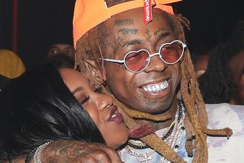 Reginae Carter Warns Kodak Black To Respect Lil Wayne's Name