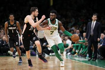 "Jaylen Brown Says The Celtics Are ""Toxic"" Right Now"
