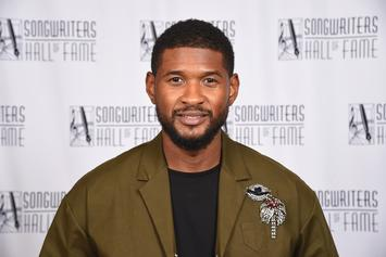 """Usher Urges Lakers Fans To """"Be Patient"""" While Defending LeBron James"""