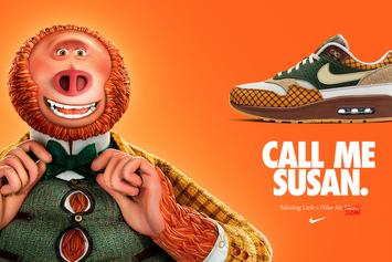 "Nike Air Max Susan ""Missing Link"" Limited Edition Release Details"