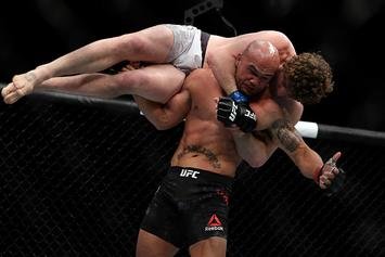 Audio Reveals Robbie Lawler's Instant Reaction After Controversial UFC 235 Finish