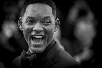 "Will Smith Braves Shark-Infested Waters In New ""Bucket List"""
