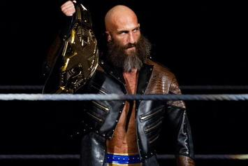 WWE's NXT Champion Tommaso Ciampa To Undergo Neck Surgery