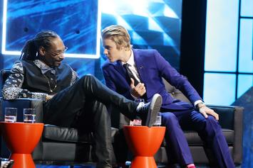 Justin Bieber Fends Off Trivial Rumors Of A Snoop Dogg Feud