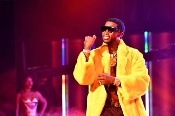 """Gucci Mane Remixes """"Vette Pass By"""" With R. Kelly Exhale Ad-Libs"""