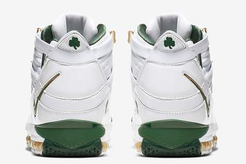 """Nike LeBron 3 """"SVSM"""" Releasing For First Time Since 2006"""