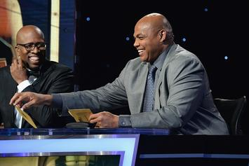 "Charles Barkley Invites LeBron James To Join ""Inside The NBA"""
