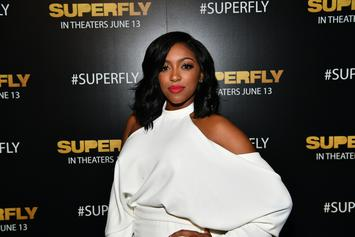 """Pregnant Porsha Williams & Fiancé Get A """"You Are The Father"""" Gift From """"Maury"""""""