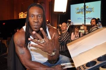 "Booker T's ""Harlem Heat"" Named To WWE Hall Of Fame"