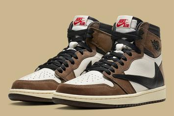 Travis Scott x Air Jordan 1 Releasing Again In April