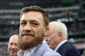 Conor McGregor Arrested In Miami For Reportedly Smashing Fan's iPhone