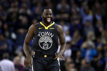 "Draymond Green Signs To Klutch Sports: ""LeBron Didn't Recruit Me"""