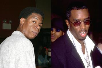 "Diddy Eulogizes Craig Mack With Throwback Photo: ""BAD BOY 4 LIFE"""