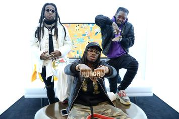 "Migos To Launch Their Very Own Three-Wheel Motorcycle: ""Can't Wait, Skrrt Skrrt!"""