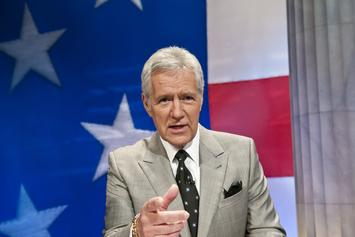 "Alex Trebek Returns To ""Jeopardy"" Following Cancer Diagnosis"