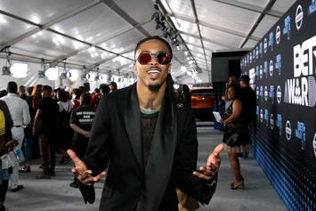 August Alsina Reportedly Getting Evicted From His Bell Canyon Mansion