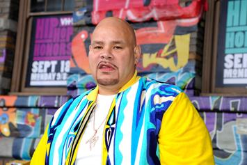Fat Joe Says He'd Die Before Taking A Picture With Tekashi 6ix9ine