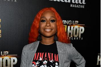 """Tiffany Evans Delivers Flawless Cover Of """"7 Rings"""" With Her Daughter"""