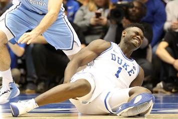 "Adidas CEO ""Had No Particular Joy"" In Zion Williamson Nike Mishap"