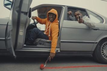 "ScHoolboy Q Dumps On Elon Musk In The ""Numb Numb Juice"" Video"