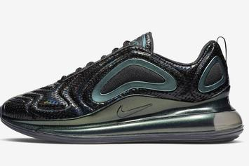 "Nike Air Max 720 ""Throwback Future"" Release Details"